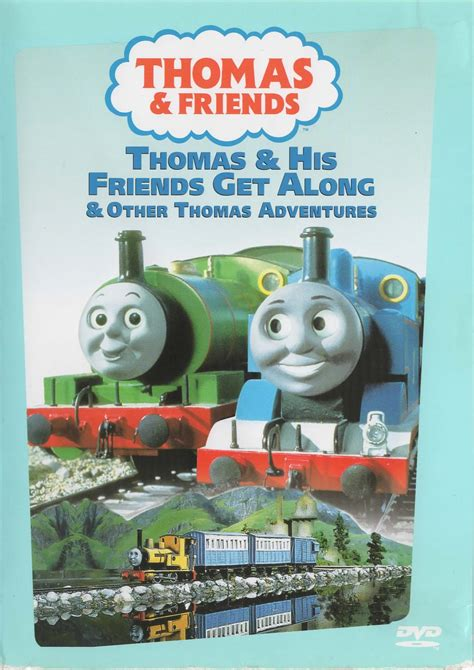 Thomas and His Friends Get Along and Other Thomas