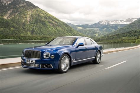 2017 Bentley Mulsanne Reviews and Rating | Motor Trend