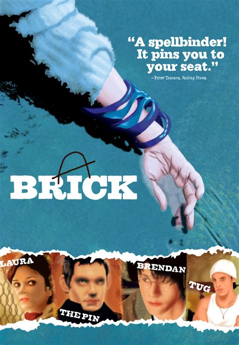 Mosaic Movie Connect Group: Brick -- Mini-review: love as