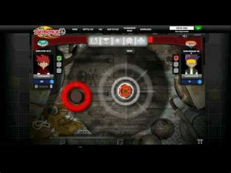 Beyblade Battle Online! EPIC!! 4 BEYBLADE SHOWDOWN - YouTube