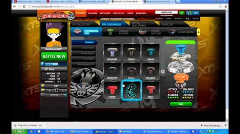 The best beyblade online ever!!!! - YouTube