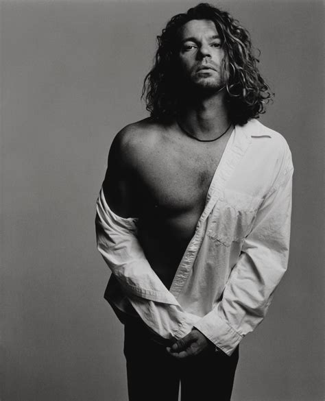 Michael Hutchence | Chronicles of Illusions