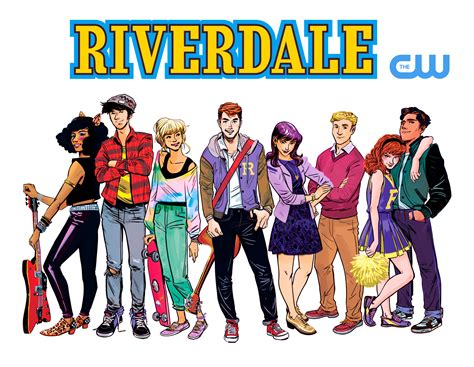 The CW's 'Riverdale' casts Archie and Josie - Archie Comics