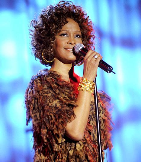 Whitney Houston | The Pace Report