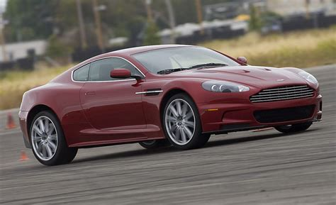 2009 Aston Martin DBS Automatic   Review   Car and Driver