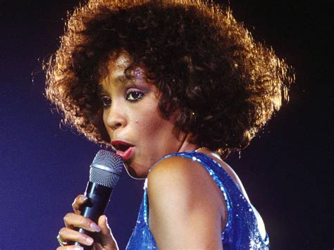 Whitney Houston documentary claims singer was victim of