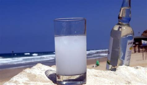 Arak on the beach | Alcoholic drinks, Alcohol, Beverages