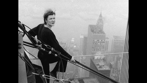 Philippe Petit and a tribute to The Twin Towers - YouTube
