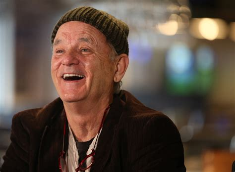 Bill Murray Once Started Bartending At A Festival And