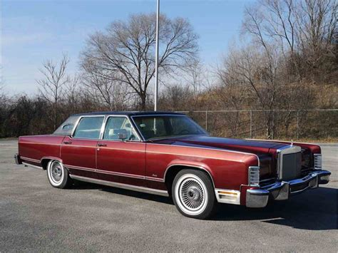 1979 Lincoln Town Car for Sale | ClassicCars
