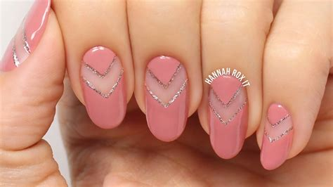 Party Glam Nail Art - YouTube