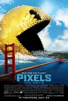 Pixels (2015 film) - Wikipedia