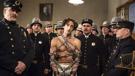'Houdini' miniseries starring Adrien Brody to air Sept