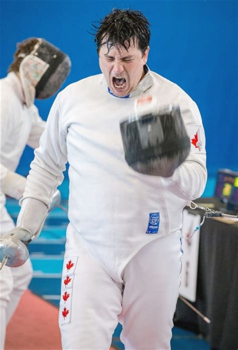 Laurie Shong thrust back onto world fencing stage