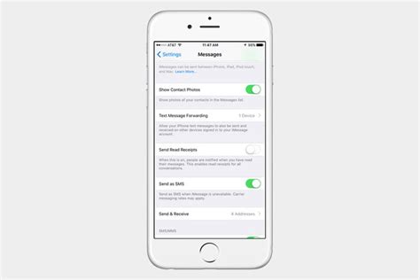 IMessage, Facebook Messenger: How to Turn Off Read