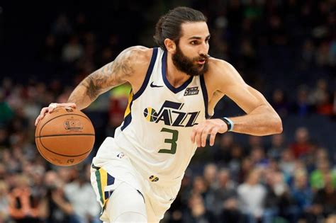 Is Ricky Rubio Married Or Dating? His Bio, Age, Wife