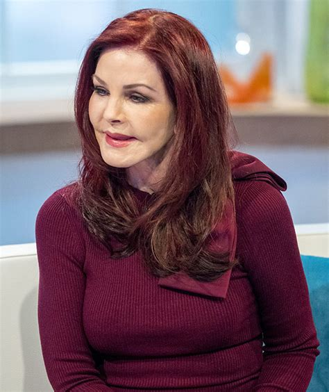 What has Priscilla Presley done to her face? | Now To Love