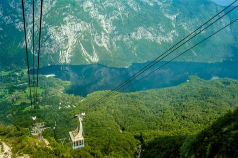 Lake Bohinj in Slovenia: Where Tranquility Meets The Action