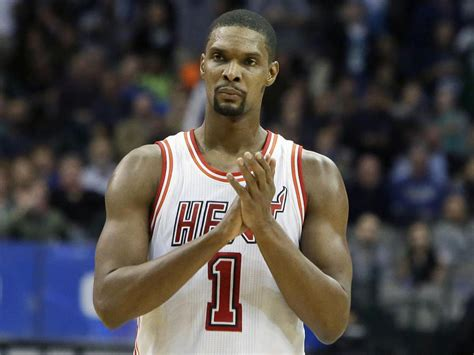 Former Raptor Chris Bosh to have his No