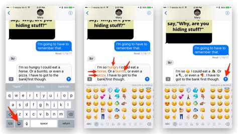 How To: Convert Words to Emoji in the iOS 10 Messages App