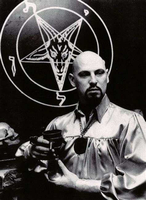 The Bizarre Story Of Anton LaVey, The Founder Of The