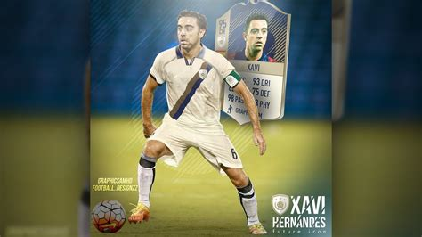 Xavi Hernández Future Icon - FIFA 18 Ultimate team