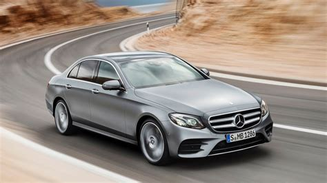 2016 Mercedes-Benz E-Class - everything you need to know