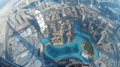 Burj Khalifa - TOUR and VIEW from the 148th floor [At The