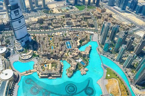 View From The Top: The Burj Khalifa | Explore Shaw