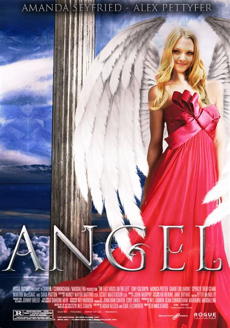 Excellent Reads: ANGEL - FANAMDE MOVIE POSTER