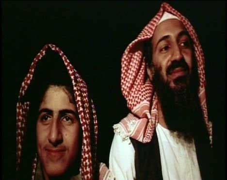 Revealed: First picture of British-linked Bin Laden son