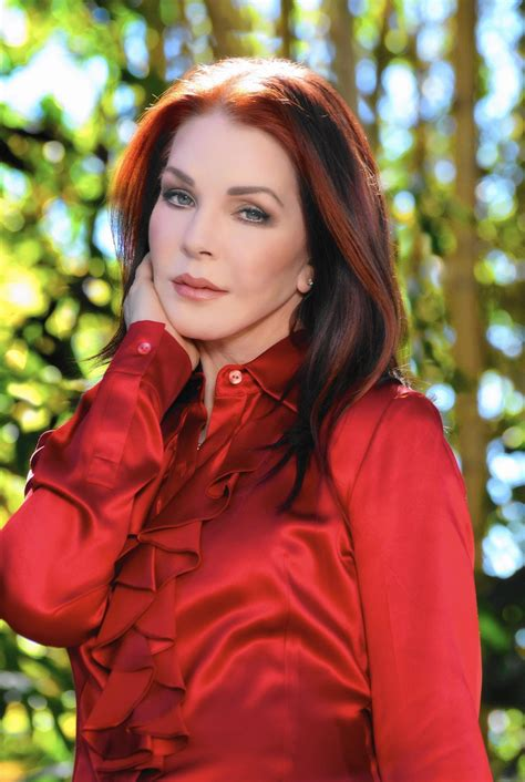 Priscilla Presley shares stories, photos of life with