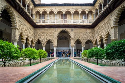 Understanding the Cathedral and Alcazar of Seville