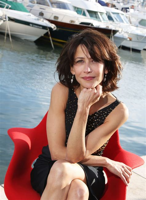 Sophie Marceau Photoshoot During Cannes Film Festival
