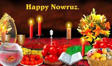 Nowruz Mubarak wishes and greetings cannot be more