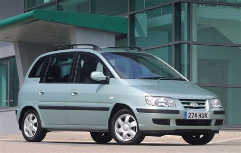 Hyundai Matrix Estate Review (2001 - 2010) | Parkers