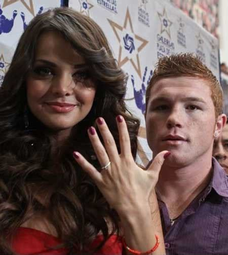 Boxer Canelo Alvarez Dating someone or focused on his