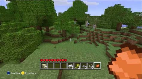 Minecraft Xbox 360 Edition: How to get a Saddle - YouTube