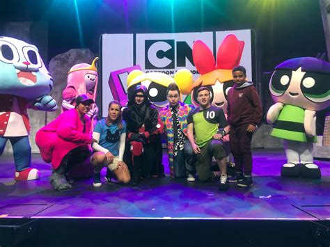 Cartoon Network Live Tour Hits Jozi | FIT LIKE MUMMY™