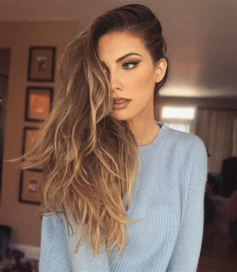 Katherine Webb: A Woman Who Owns Her Beauty - Love Happens Mag