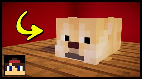 Minecraft: How Make Doge With A Voice | No Mods Or Addons