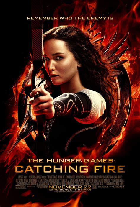 Stream The Hunger Games: Catching Fire Full Movie Online