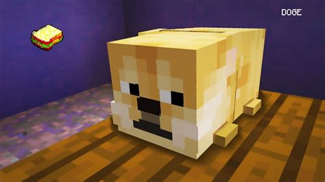 Minecraft | How to make Doge - YouTube