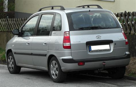 File:Hyundai Matrix Facelift rear