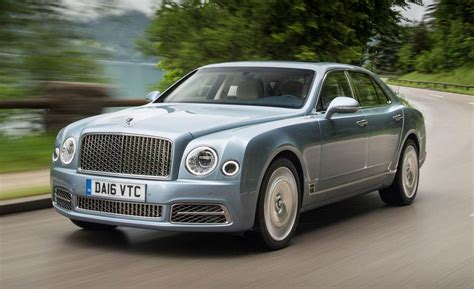 2017 Bentley Mulsanne Drive | Review | Car and Driver