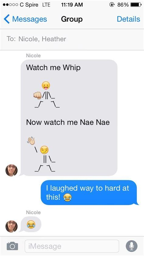 Funny #Emoji Text #Message | Very funny texts, Friendship