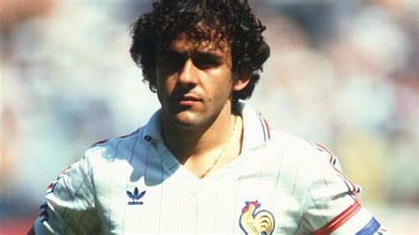 Michel Platini's cross to the dark side belies his once