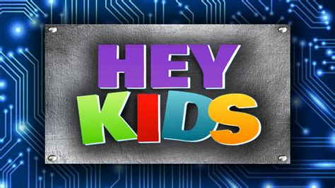 Hey Kids: A YouTube Channel or a Sinister Secret? - YouTube