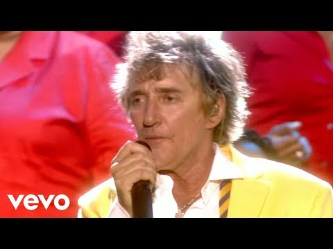 Rod Stewart - I Am Sailing - YouTube