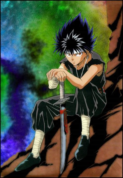 Hiei (Character) - Giant Bomb